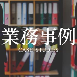 業務事例(Case Studies)